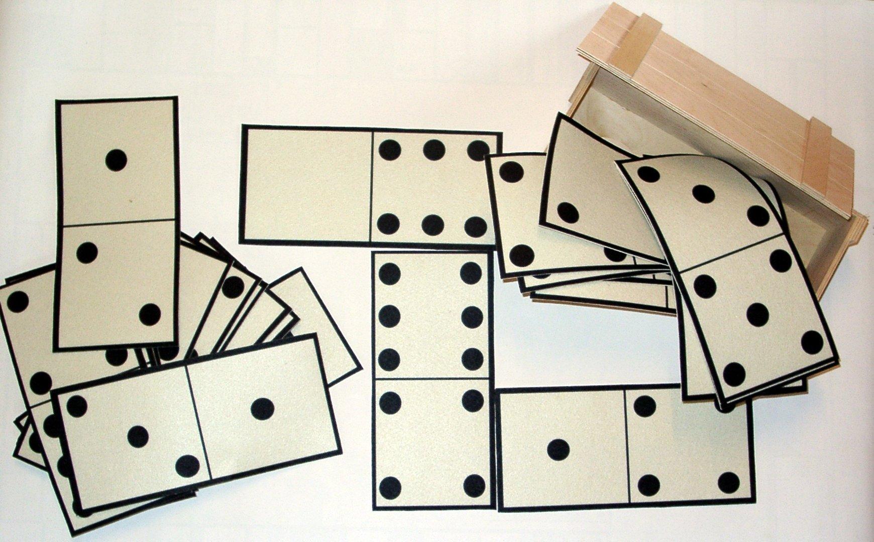 Jumbo Domino aus Teppich  abulashopde