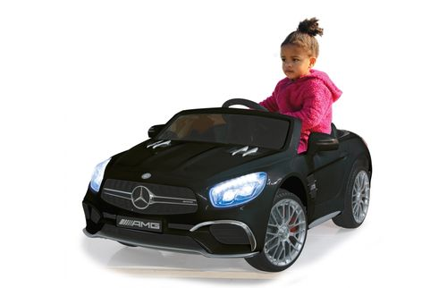 Ride-on Mercedes-Benz AMG SL65 schwarz 2,4GHz 12V